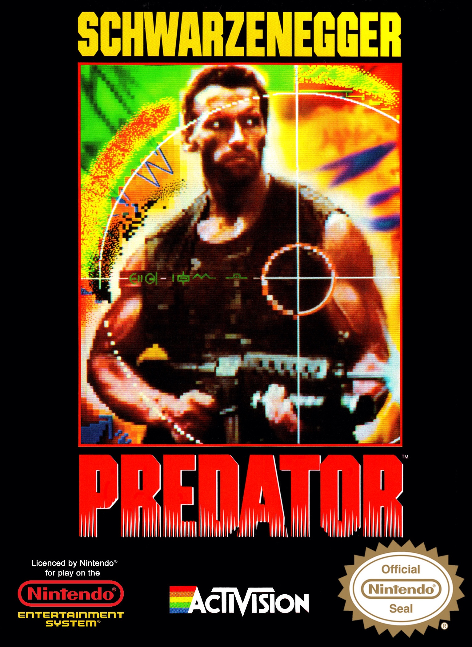 Predator (1987 video game) : Xenopedia : Fandom powered by ...