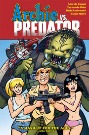 Archie vs. Predator HC