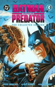 Batman versus Predator Vol 1 TPB