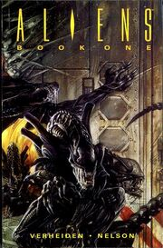Aliens - Book One - cover