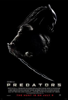 Predators Poster