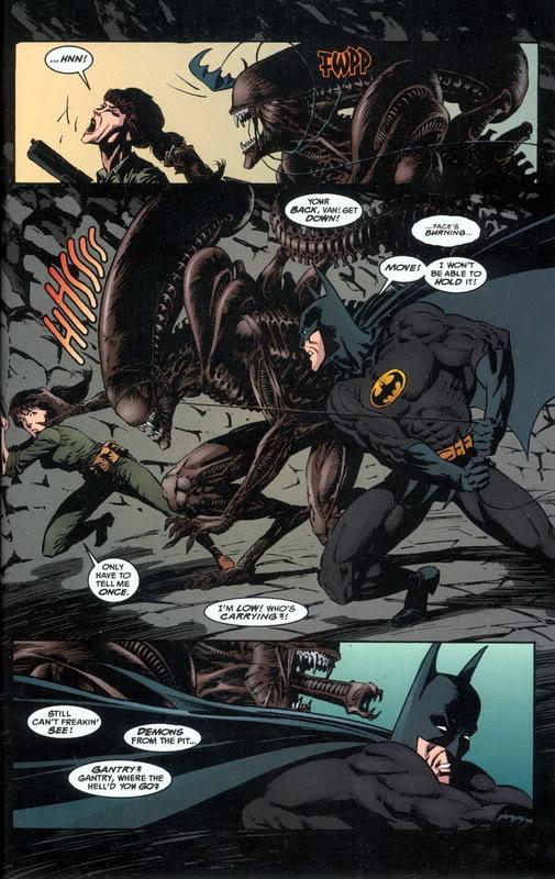 Image - BatmanTooMuchForThem1999.jpg | Xenopedia | Fandom ... Xenomorph Runner