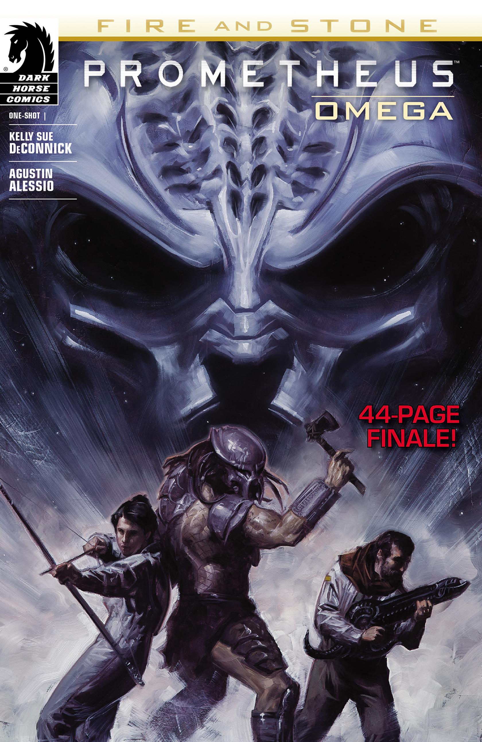 Prometheus Fire And Stone Omega Xenopedia Fandom