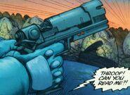 Alecto's pistol