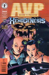 Aliens vs. Predator Xenogenesis 1