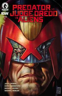 Predator vs. Judge Dredd vs. Aliens 01
