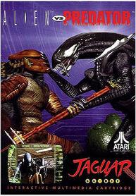 Alien vs Predator (Jaguar game)