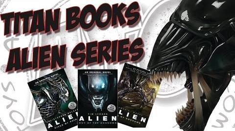 Alien Books 1-3 from Titan Books Review