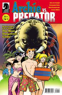 Archie vs. Predator 1