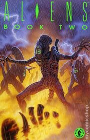 Aliens Book Two TPB