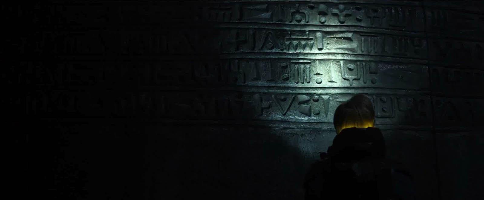 Image engineer temple hieroglyphs png xenopedia for Prometheus xenomorph mural