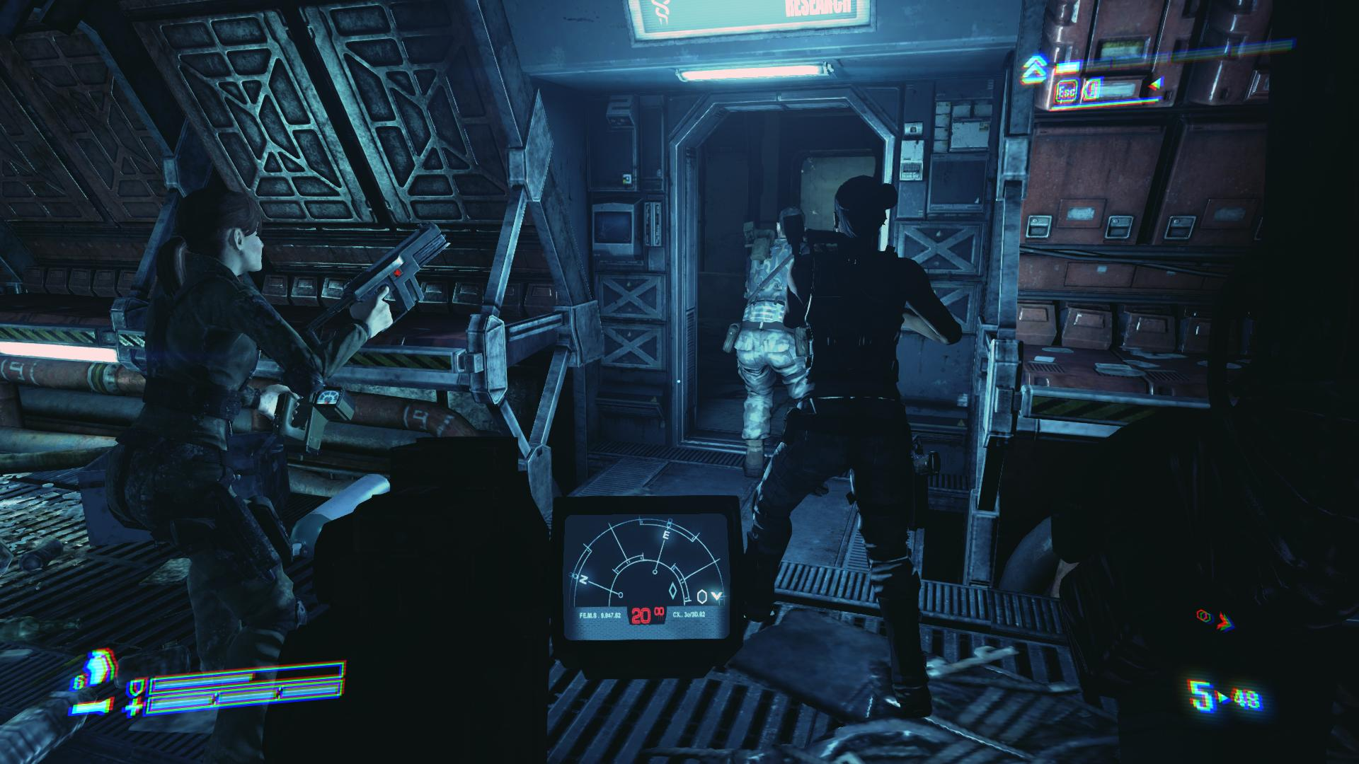 wiki aliens colonial marines