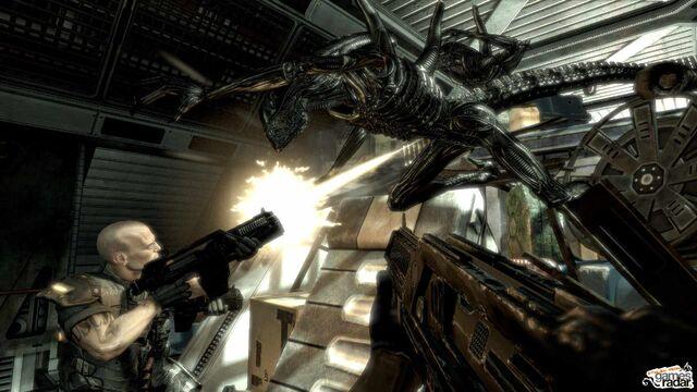 File:Aliens vs Predator - E3-Xbox 360Screenshots16874AVP E3 Online 7--screenshot.jpg