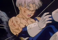 Future trunks defeated by super hatchyack