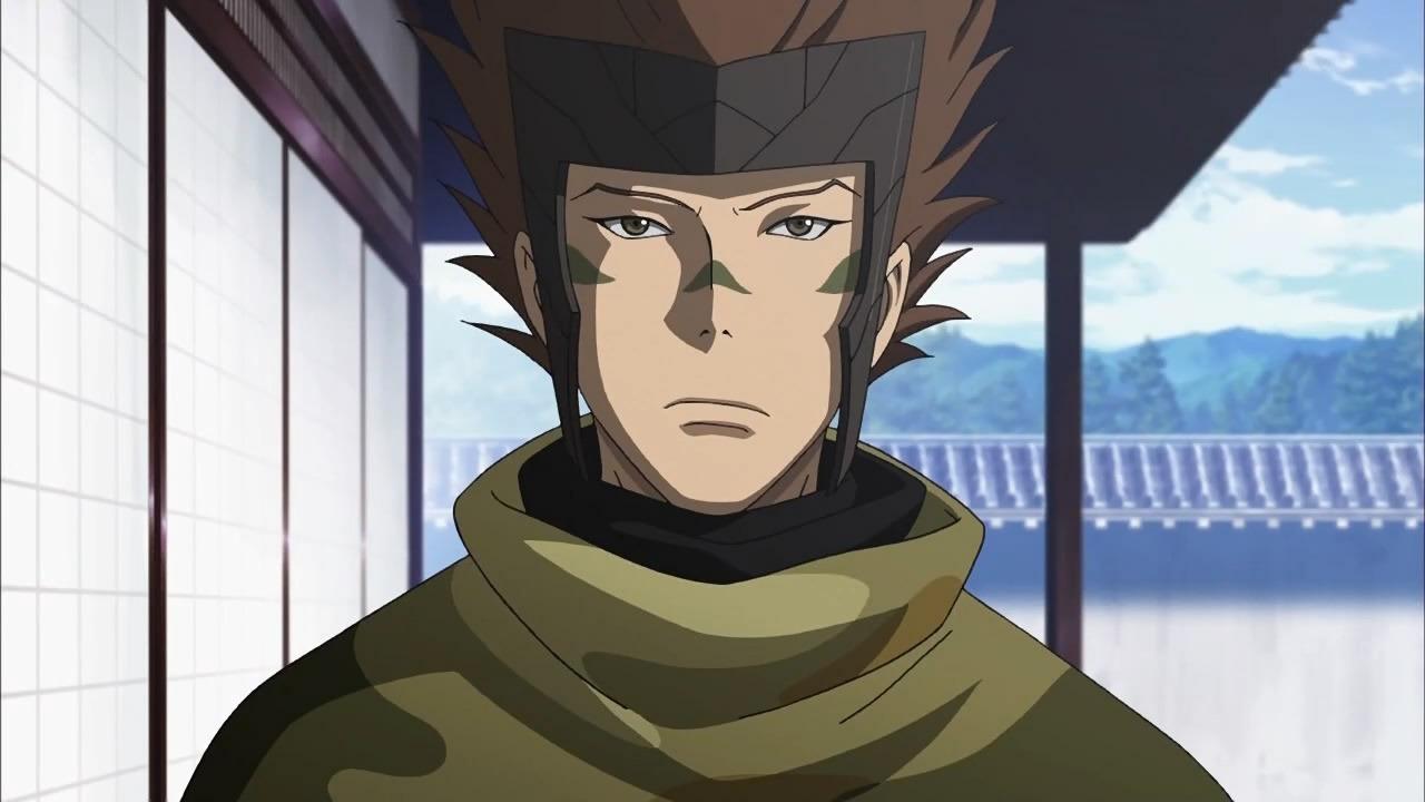 Sengoku Basara Sasuke