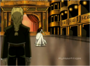 Edward Elric Finds Rose Dancing in the Underground City