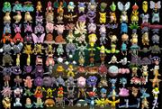 150 Pokemon from Pokemon Stadium