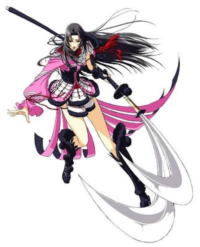 Oichi Sengoku Basara Heroes 2