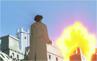 Roy Mustang During The Ishbolan War of Extermination