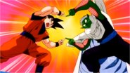 Goku & Piccolo Demonstrate the Fusion Dance