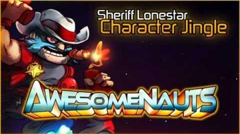 Awesomenauts Audio Spotlight - Sheriff Lonestar Theme