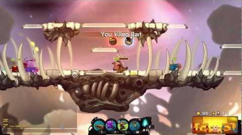 Awesomenauts Showcase Gnaw