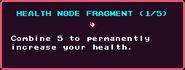 Health Node Fragment Pickup