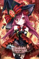 Wrathful Witch Wallpaper