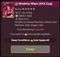 Wrathful Witch