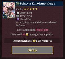 Princess Konohanasakuya