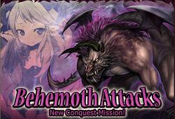 Behemoth Attacks! Cover