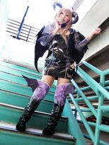 Behemoth Calm cosplay by YUNI YU