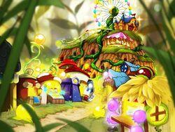 Spirit World Amusement Park