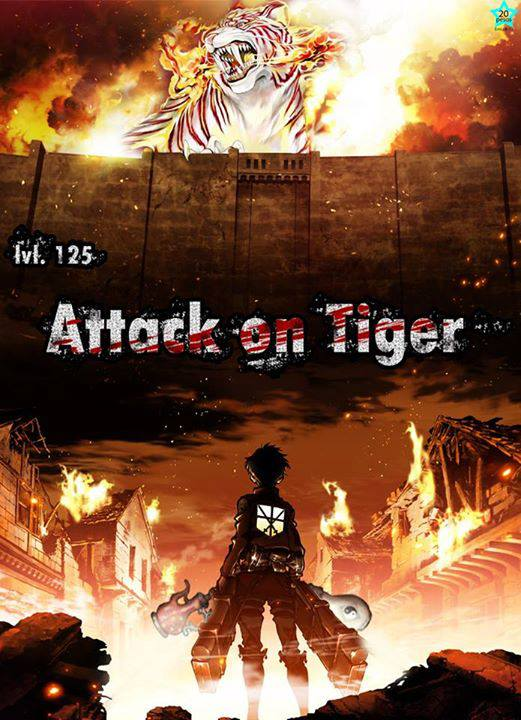 Attack on Tiger