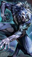 Werewolf (Wild) Wallpaper iphone