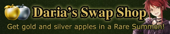 Daria's Swap Shop