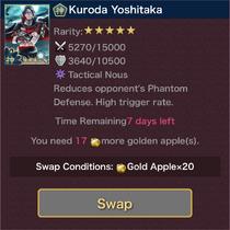 Kuroda Yoshitaka
