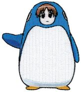 Chiyo penguin patch