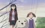 Azumanga daioh dogs anime sakaki tadakichi mihama chiyo 1680x1050 wallpaper Wallpaper 1680x1050
