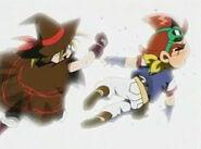 Gray Punches Yamato