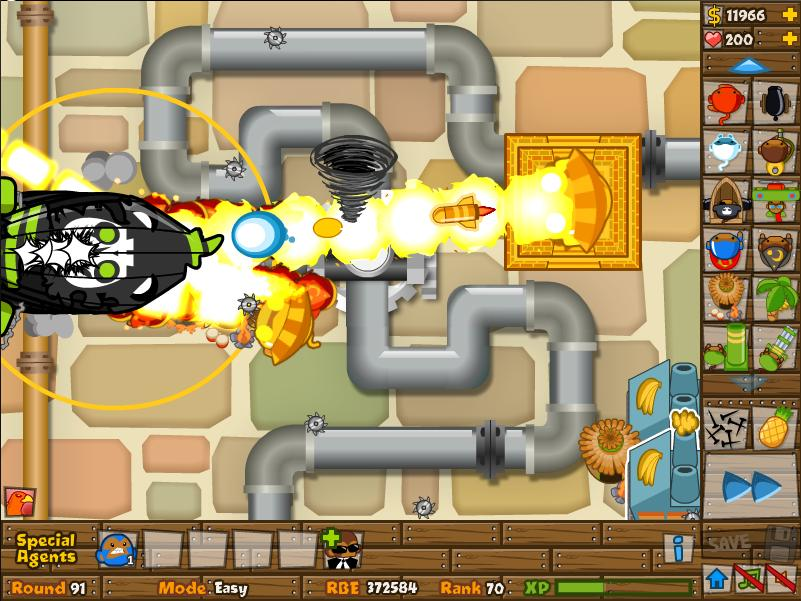 Temple Of The Monkey God Sacrifices Bloons Wiki Fandom