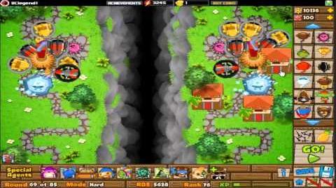 Video Btd5 Bloons Tower Defense 5 Walkthrough Bloons