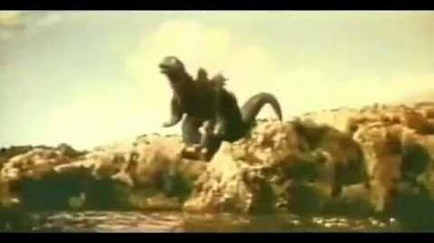 Godzilla VS Megalon - Trailer