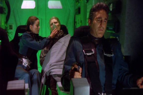 A voice in the wilderness part i the babylon project for Bureau 13 babylon 5