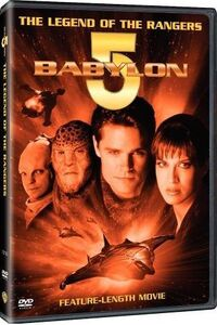 Babylon 5 The Legend of the Rangers