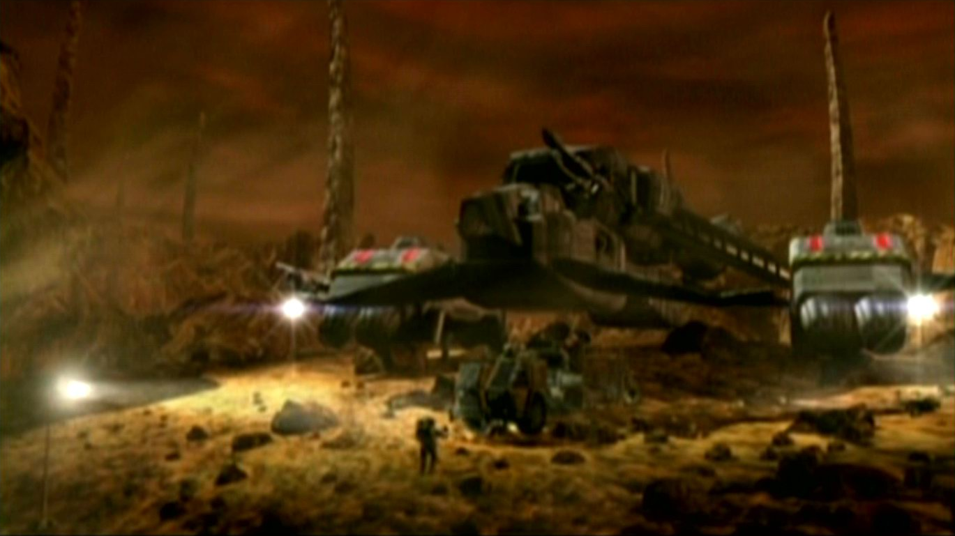 The Icarus from Babylon 5
