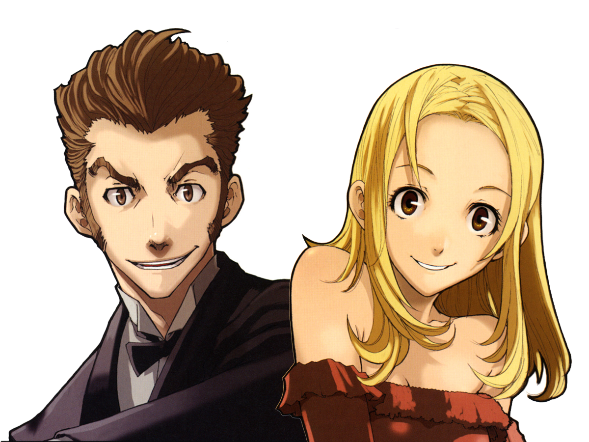 Isaac & Miria - Baccano! Wiki