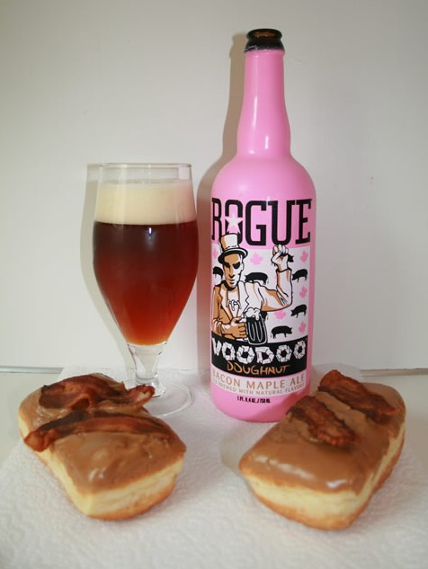 Maple Bacon Ale - yes seriously