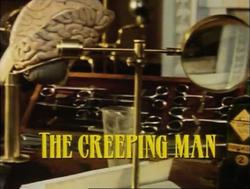SHG title card The Creeping Man