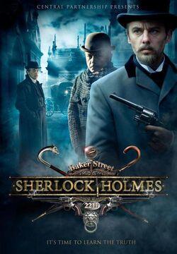 Sherlock Holmes (2013) poster